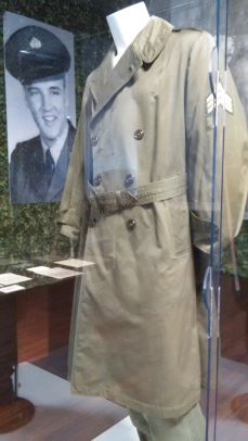 Elvis army long coat