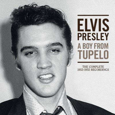 New Elvis Presley Box Set, A Boy From Tupelo: The Complete