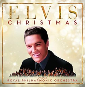 Christmas Albums.New Elvis Christmas Album With The Royal Philharmonic