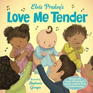 Elvis Presley children's book