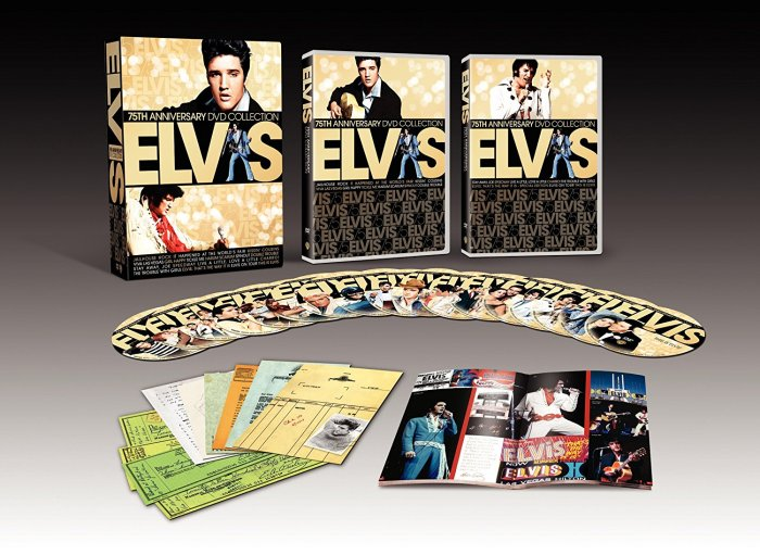 Elvis Presley movies