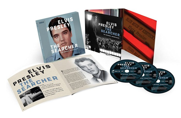 Elvis Presley The Searcher soundtrack