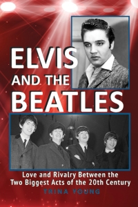 ELVIS AND THE BEATLES book