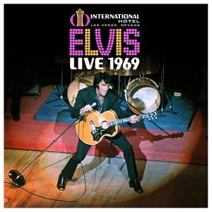 Elvis Presley 1969 Live Vegas CD set