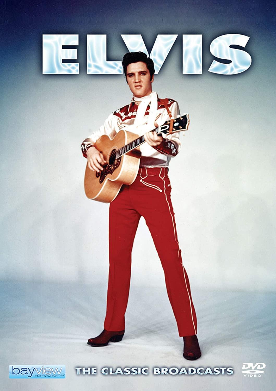 Elvis Classic Broadcasts DVD